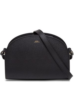 A.P.C. Sac Demi Lune Crossbody Bag , Damen, Größe: One size