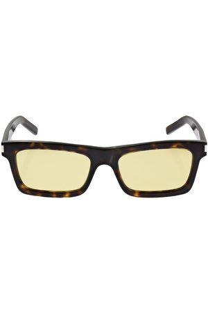 """Saint Laurent Damen Sonnenbrillen - Eckige Sonnenbrille Aus Acetat """"ysl Sl 461"""""""