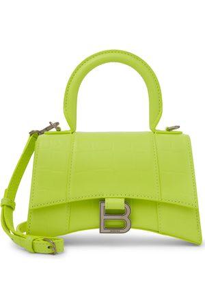 Balenciaga Damen Handtaschen - Tote Hourglass Small aus Leder