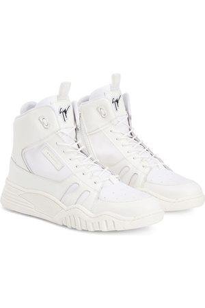 Giuseppe Junior Zweifarbige Sneakers