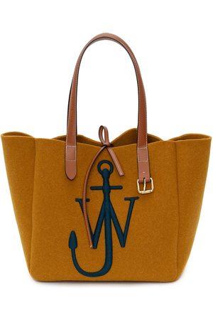 J.W.Anderson Damen Shopper - Logo-embroidered Belt tote