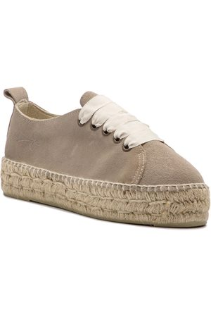 MANEBI Sneakers D W 1.9 E0 Vintage Taupe Suede