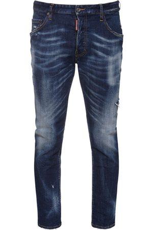 "Dsquared2 16cm Jeans Aus Baumwolldenim ""skater"""