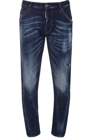 "Dsquared2 16.5cm Jeans Aus Baumwolldenim ""sexy Twist"""
