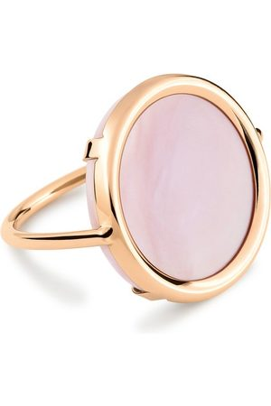 GINETTE NY Damen Ringe - Ring Ever Pink
