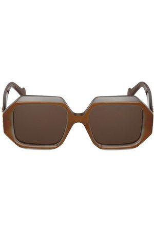 Loewe Sechseckige Sonnenbrille Story