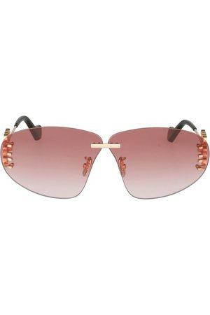 Loewe Sonnenbrille mit Anagramm-Scharnier