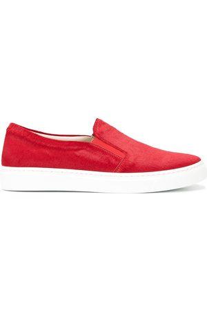 Madison.Maison Slip-On-Sneakers mit runder Kappe