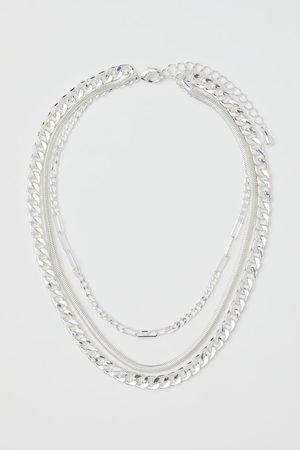 H&M Dreireihige Halskette