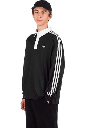adidas Solid Rugby Long Sleeve T-Shirt