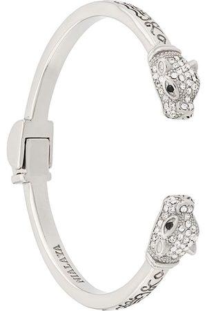 Nialaya Herren Armbänder - Armspange mit Pantherdetails