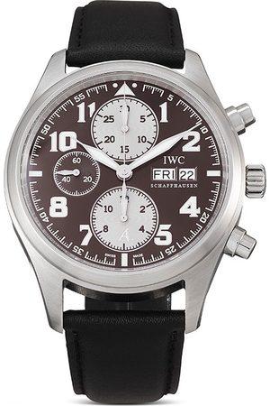 IWC SCHAFFHAUSEN Uhren - 2009 pre-owned Pilot's Watch Chronograph Antoine de Saint Exupery 1630 Limited 42mm