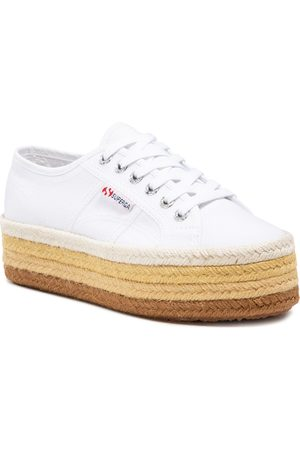 Superga 2790 Multicolor Rope S3114CW White/Natural A9H