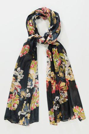 Ulla Popken Damen Schals - Schal, Damen