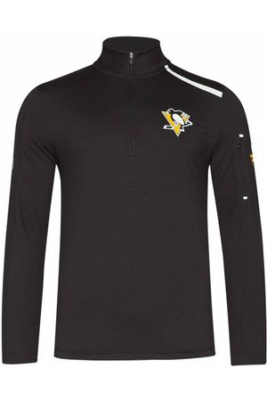 Pittsburgh Penguins Fanatics 1/4-Zip Herren Trainings Sweatshirt MA27127A2GT45U