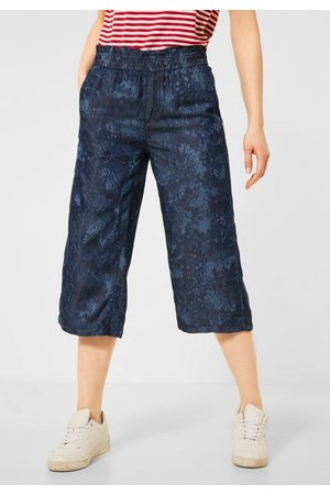Street one Loose-fit-Jeans aus Lyocell
