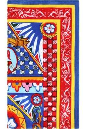 Dolce & Gabbana Kids Schal mit Print