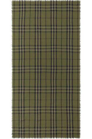 Burberry Karierter Schal