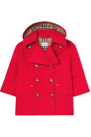 Burberry Mädchen Trenchcoats - Trenchcoat mit Kapuze