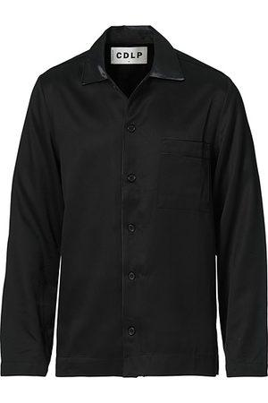 CDLP Herren Longsleeves - Home Suit Long Sleeve Top Black