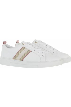 Ted Baker Sneakers Baily Webbing Cupsole Trainer weiß