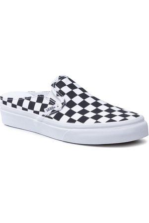 Vans Classic Slip-On M VN0A4P3U5GU1 (Checkerboard) Blk/Truwht