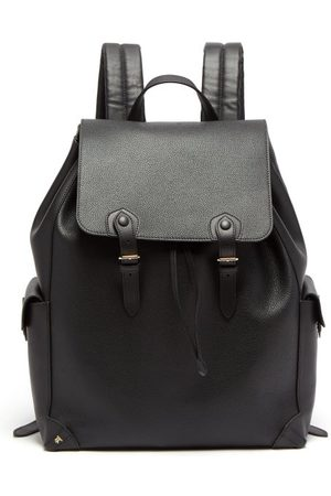Tanner Krolle Freddy 42 Grained-leather Backpack