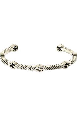 Gucci Armband Mit Interlocking Gg-motiv