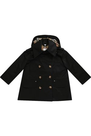 Burberry Trenchcoat aus Baumwoll-Twill
