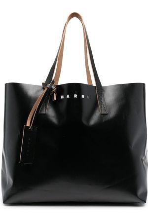 Marni Herren Handtaschen - Shopper mit Kontrasteinsatz