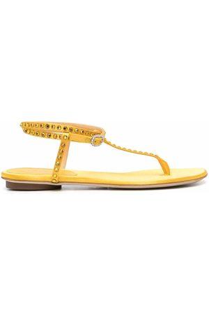 GIANNICO Sandalen mit Nieten