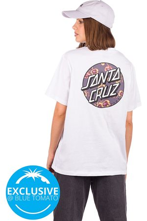 Santa Cruz Damen T-Shirts, Polos & Longsleeves - BT Poppy Infill T-Shirt