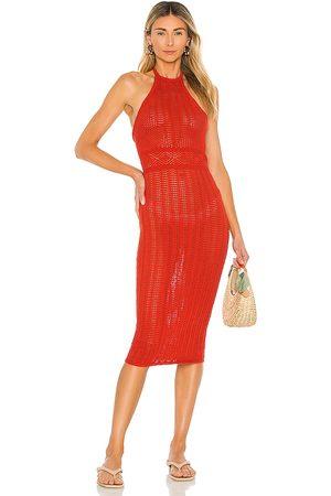 Lovers + Friends Rae Halter Dress in . Size XXS, XS, S, M, XL.