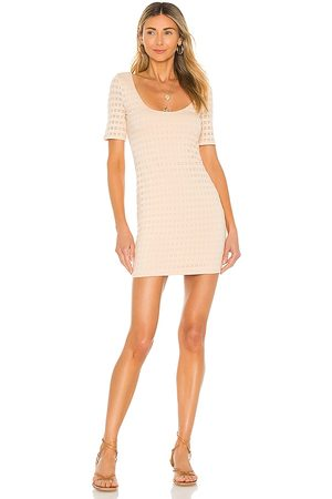 Lovers + Friends Erica Mini Dress in . Size XXS, XS, S, M, XL.