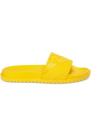 Fendi Fußbett Aus Gummi