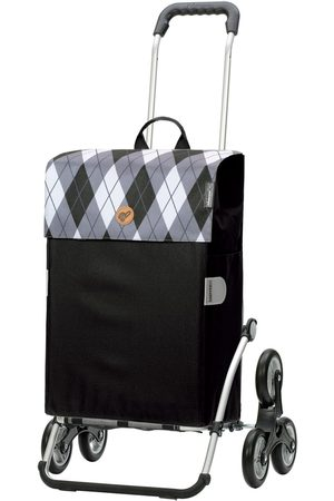Andersen Shopper Treppensteiger Royal Shopper Anea Einkaufstrolley 56 cm