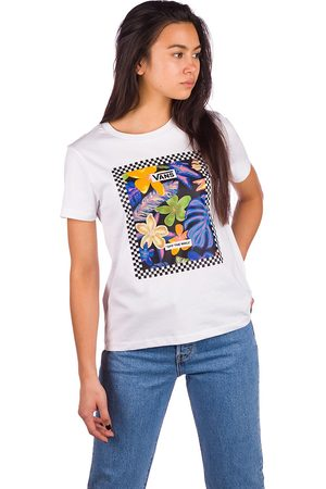 Vans Damen T-Shirts, Polos & Longsleeves - Border Box Trop T-Shirt