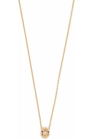 Le Gramme Halskette mit 18kt Gelbgoldanhänger