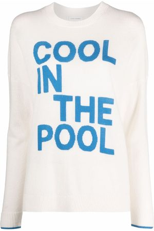 Chinti And Parker Damen Strickpullover - Cool in the Pool Pullover