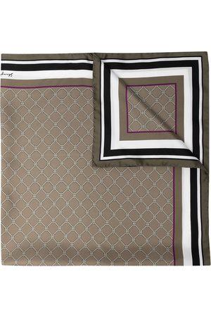 SHANGHAI TANG Damen Schals - Schal mit Print