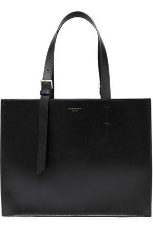 SHANGHAI TANG Handtasche aus Leder
