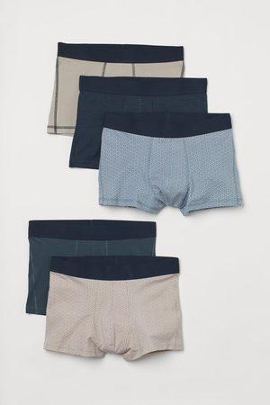 H&M 5er-Pack Kurze Trunks