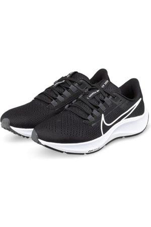 Nike Laufschuhkategorie: Neutral. Obermaterial aus atmungsaktivem und elastischem Mesh. Synthetische Overlays. Gepolsterter Schaftrand. Gepolsterte Zunge. Schnellschnürung. Verstärkte Hinterkappe. Herausnehmbare, vorgeformte Innensohle. Reaktionsfreudige