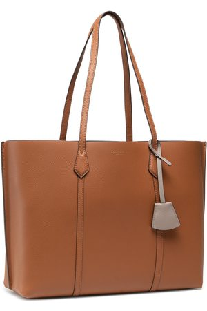 Tory Burch Perry Triple - Compartment Tote 8192 Light Umber 905
