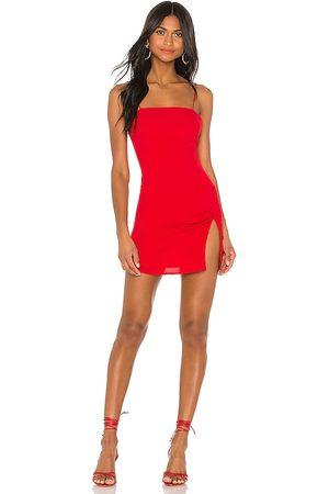 superdown Syrus Slit Mini Dress in . Size XXS, XS, S, M.