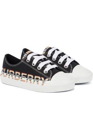 Burberry Sneakers Larkhall aus Canvas
