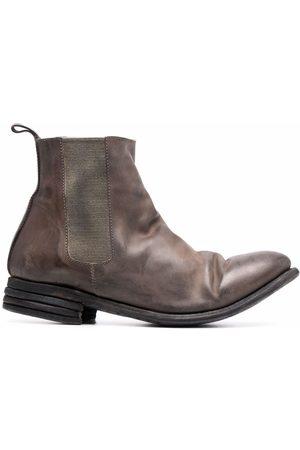 POÈME BOHÉMIEN Chelsea-Boots im Used-Look