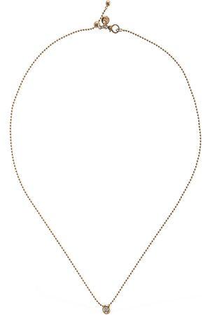 DODO Halskette Aus 9kt Gold Mit Diamanten
