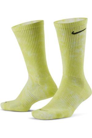 Nike Everyday Plus Cushioned Crew-Socken im Batik-Look (2 Paar) - Multi-Color