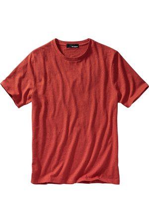 Mey & Edlich Herren Backstein-Shirt